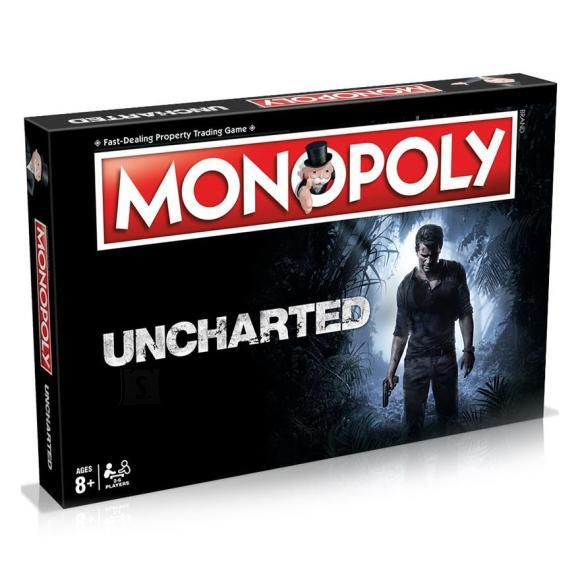 Hasbro lauamäng Uncharted Monopoly
