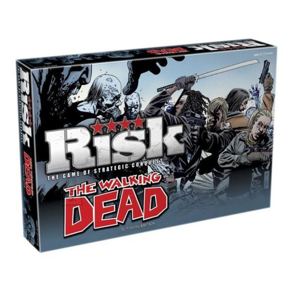 Hasbro lauamäng Risk - The Walking Dead