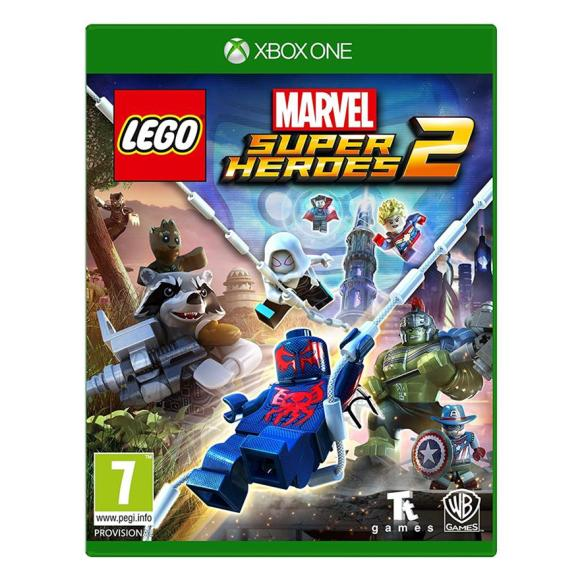 Warner Bros Xbox One mäng Lego Marvel Super Heroes 2