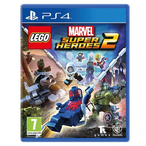 Warner Bros PS4 mäng Lego Marvel Super Heroes 2