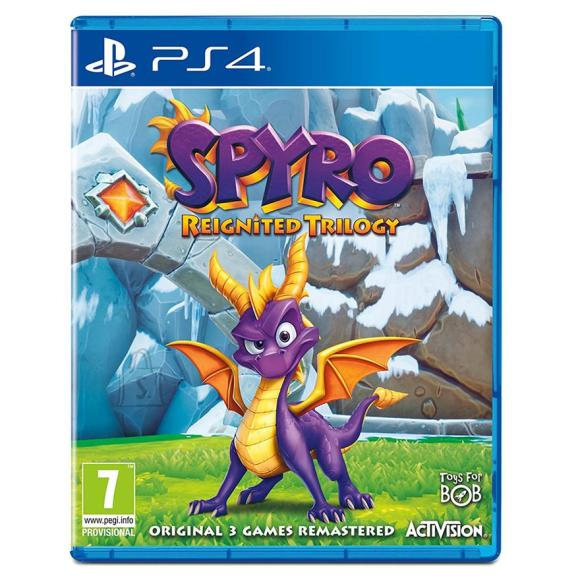 Activision Blizzard PS4 mäng Spyro Reignited Trilogy
