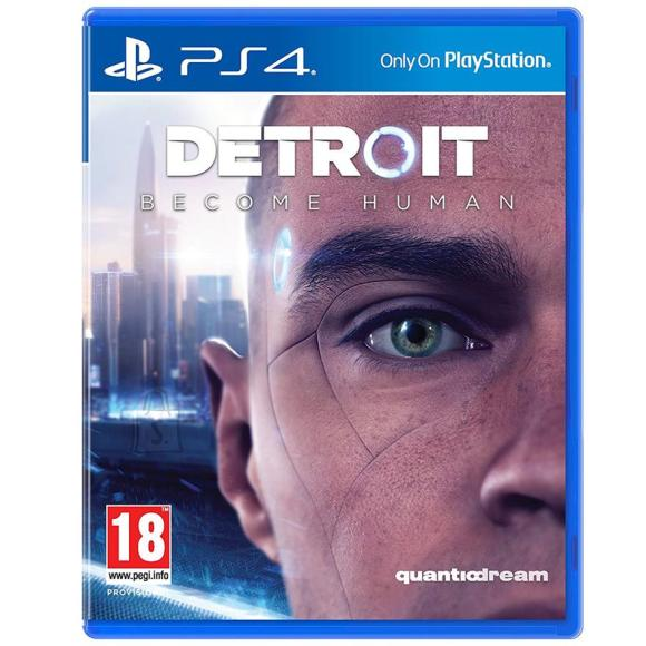 Sony PS4 mäng Detroit: Become Human