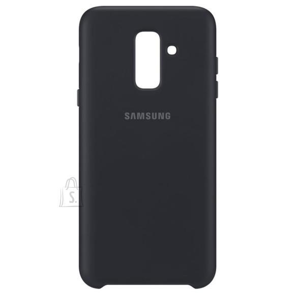 Samsung Galaxy A6+ Dual Layer ümbris