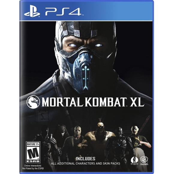 Warner Bros PS4 mäng Mortal Kombat XL