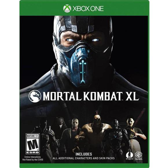 Warner Bros Xbox One mäng Mortal Kombat XL