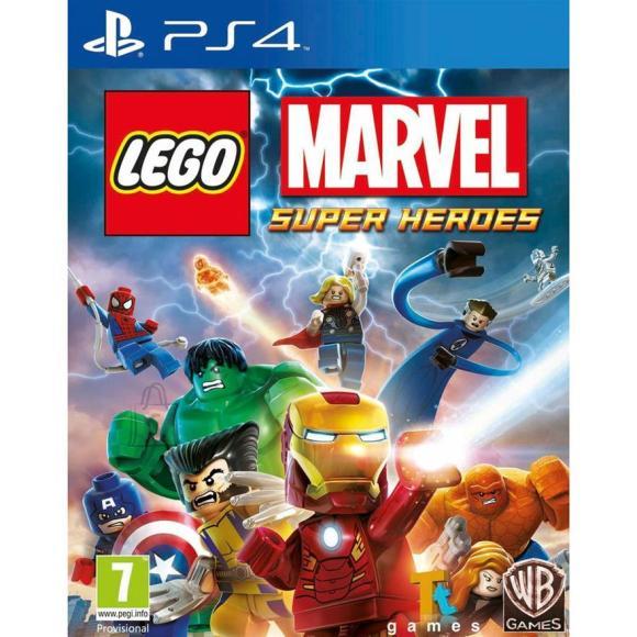 Warner Bros PlayStation 4 mäng LEGO Marvel Super Heroes