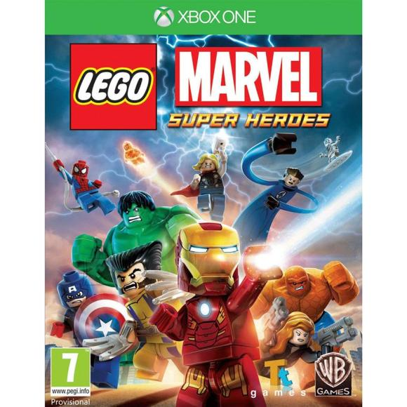 Warner Bros Xbox One mäng LEGO Marvel Super Heroes