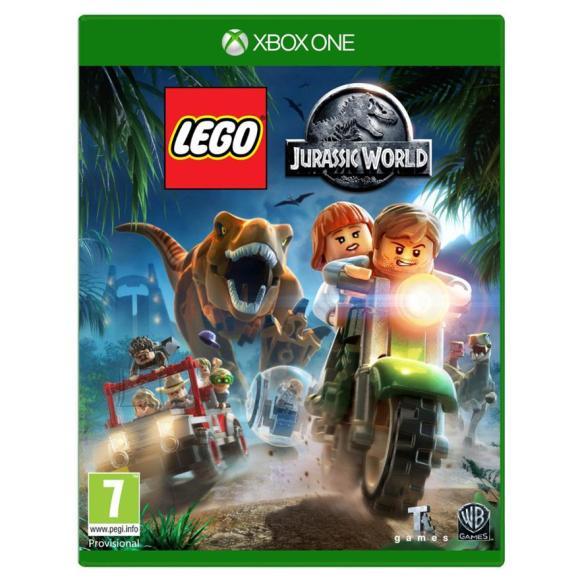 Warner Bros Xbox One mäng LEGO Jurassic World