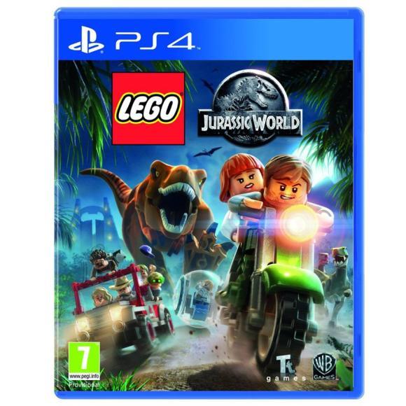 Warner Bros PS4 mäng LEGO Jurassic World