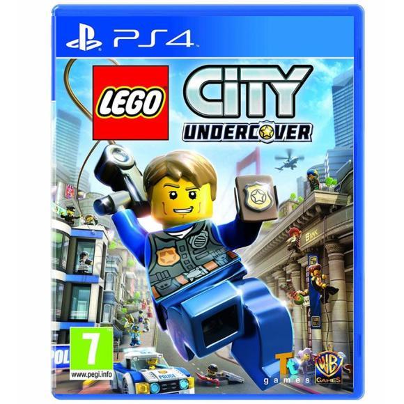 Warner Bros PS4 mäng LEGO CITY Undercover