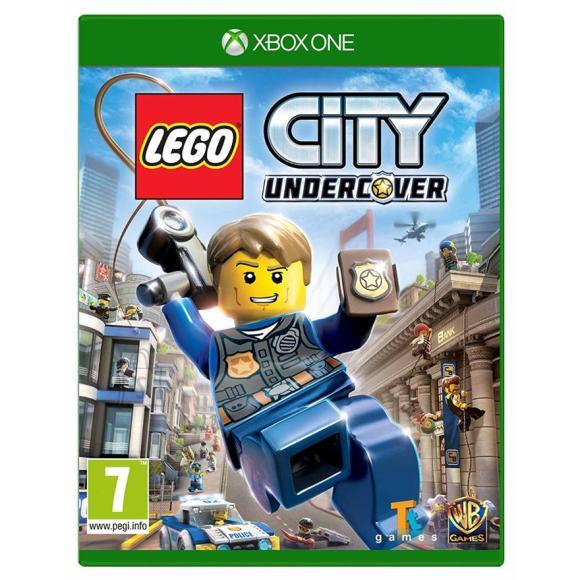 Warner Bros Xbox One mäng LEGO CITY Undercover