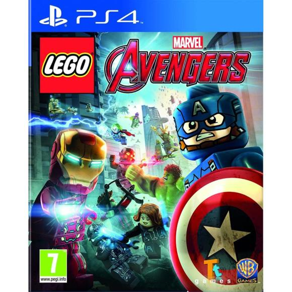 Warner Bros PS4 mäng LEGO Marvel's Avengers