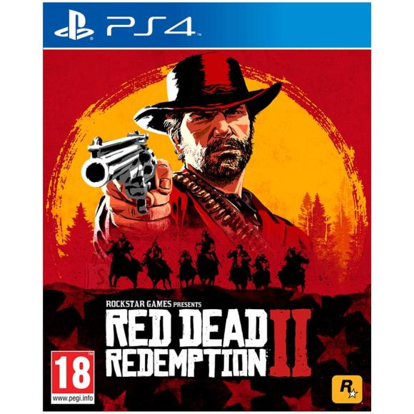 2K Games PS4 mäng Red Dead Redemption 2