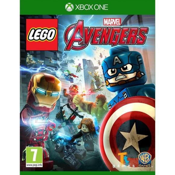 Warner Bros Xbox One mäng LEGO Marvel's Avengers
