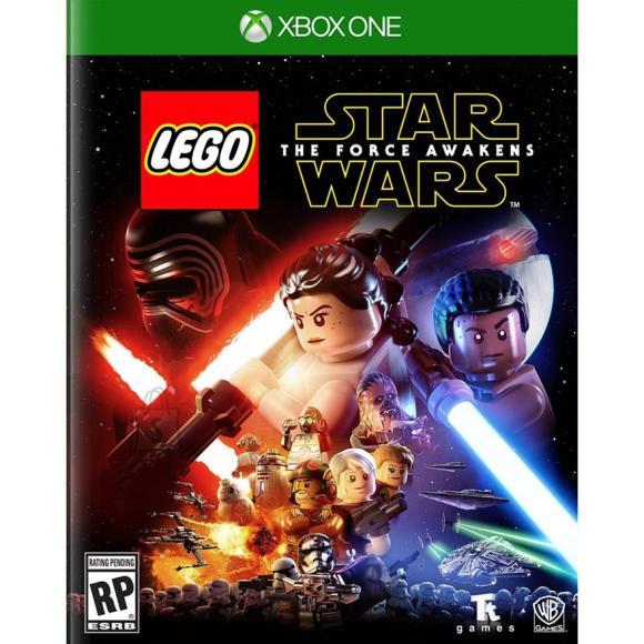 Warner Bros Xbox One mäng LEGO Star Wars: The Force Awakens