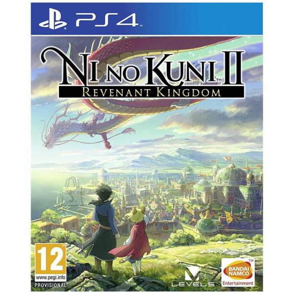 Bandai Namco Ent. PS4 mäng Ni No Kuni II: Revenant Kingdom