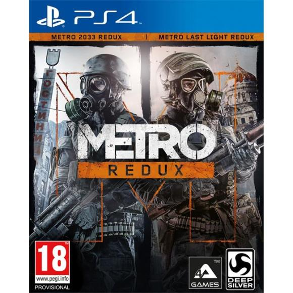 Deep Silver PlayStation 4 mäng Metro Redux