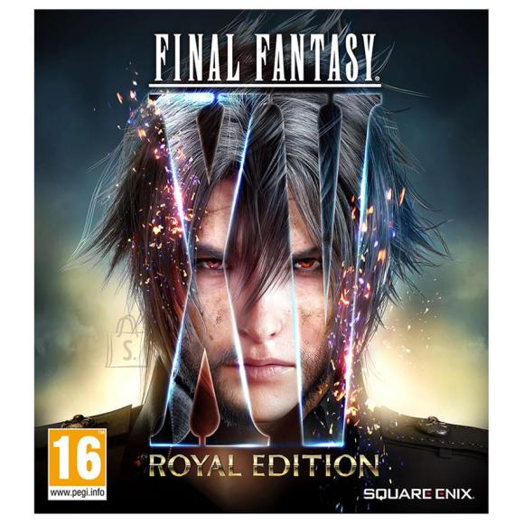 Square Enix arvutimäng Final Fantasy XV Windows Edition
