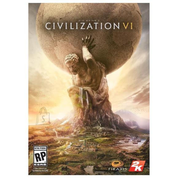 2K Games arvutimäng Civilization VI