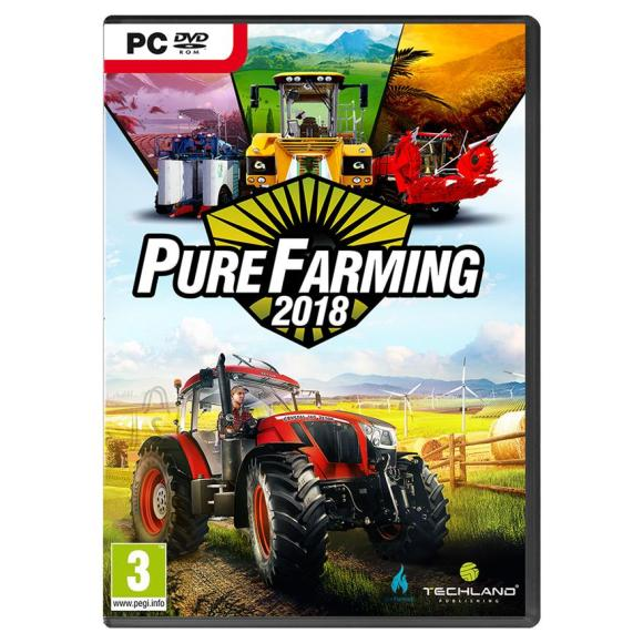 Techland Publishing arvutimäng Pure Farming 2018