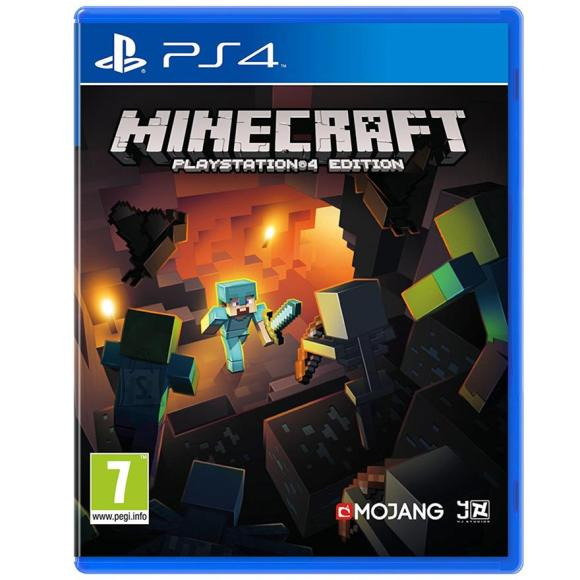 Microsoft PS4 mäng Minecraft