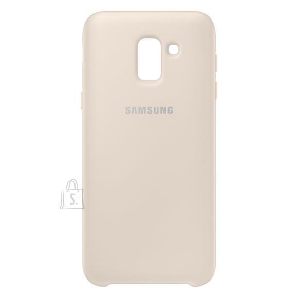 Samsung Galaxy J6 Dual Layer ümbris