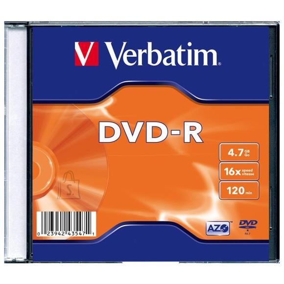 Verbatim DVD-R toorik 4.7 Gb