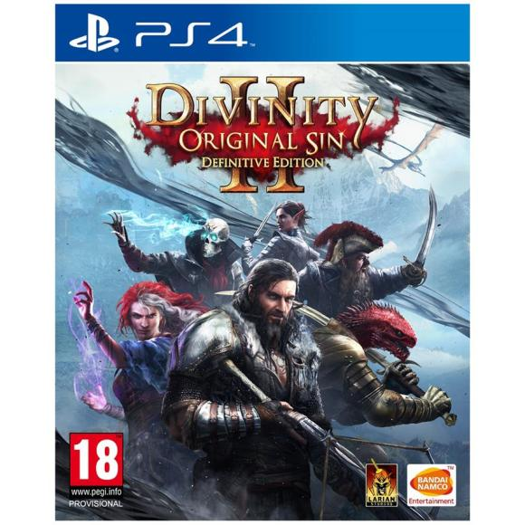 Bandai Namco Ent. PS4 mäng Divinity: Original Sin 2 Definitive Edition