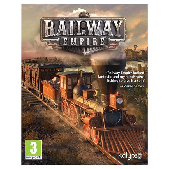 Kalypso Media Digital arvutimäng Railway Empire