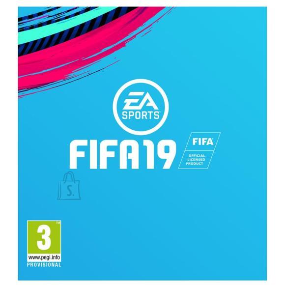 EA Sports arvutimäng FIFA 19