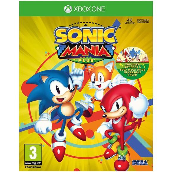 Sega Xbox One mäng Sonic Mania Plus