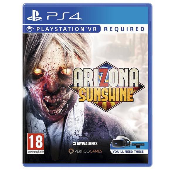 Sony PS4 VR mäng Arizona Sunshine