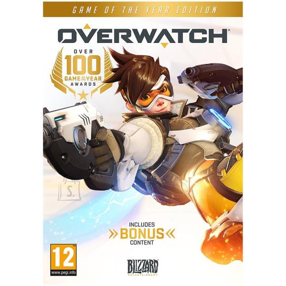Activision Blizzard arvutimäng Overwatch Game of the Year Edition