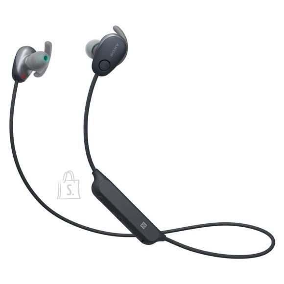 Sony mürasummutavad juhtmevabad kõrvaklapid WI-SP600N