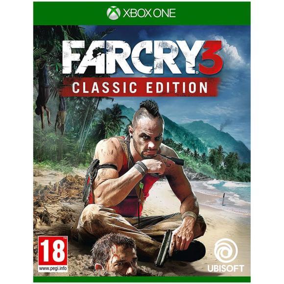 Ubisoft Xbox One mäng Far Cry 3