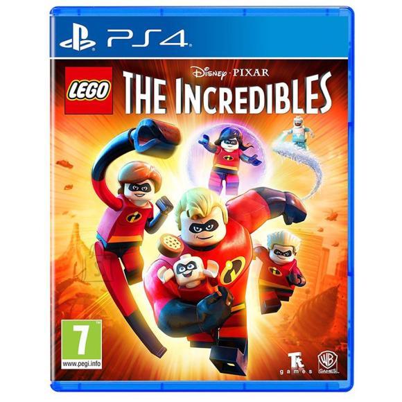Warner Bros PS4 mäng Lego The Incredibles
