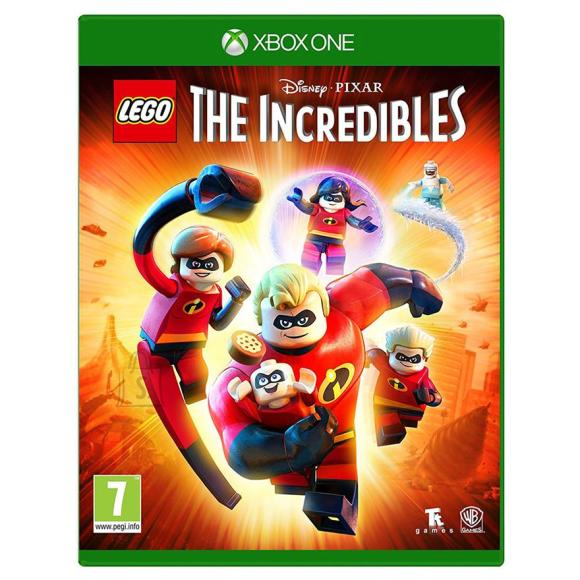 Warner Bros Xbox One mäng Lego The Incredibles