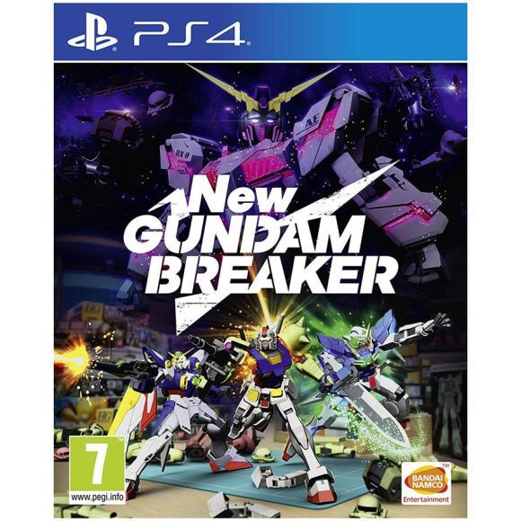 Bandai Namco Ent. PS4 mäng New Gundam Breaker