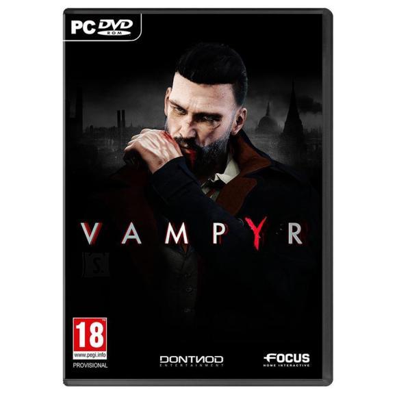 Focus Home Interactive arvutimäng Vampyr