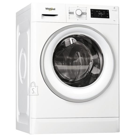 Whirlpool eestlaetav pesumasin 1400 p/min