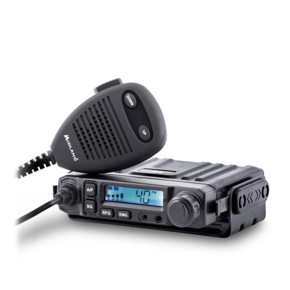 Midland raadiosaatja sõidukisse CB GO