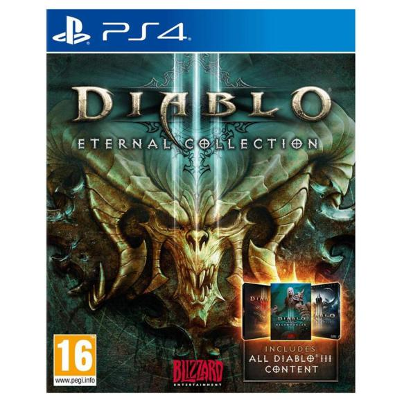 Activision Blizzard PS4 mäng Diablo III: Eternal Collection