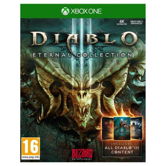 Activision Blizzard Xbox One mäng Diablo III: Eternal Collection