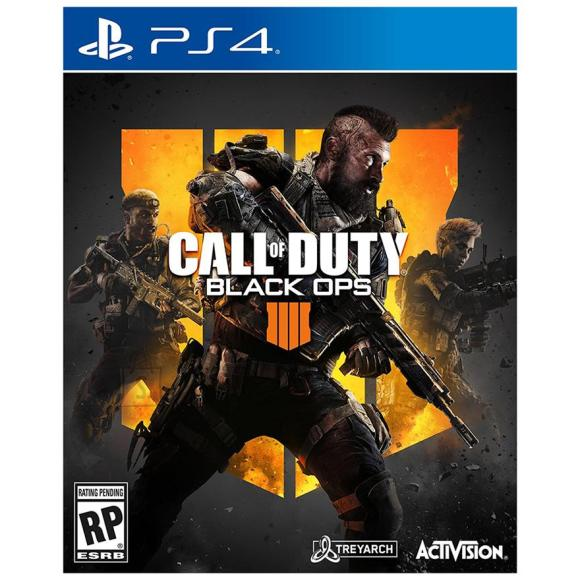 Activision Blizzard PS4 mäng Call of Duty Black Ops 4