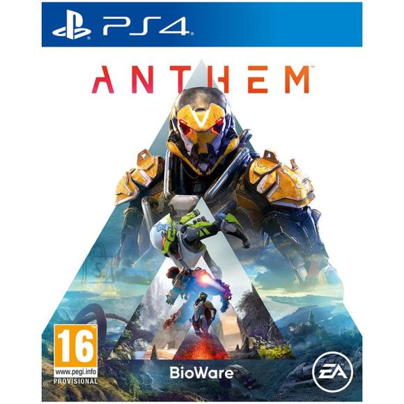 PS4 Anthem mäng