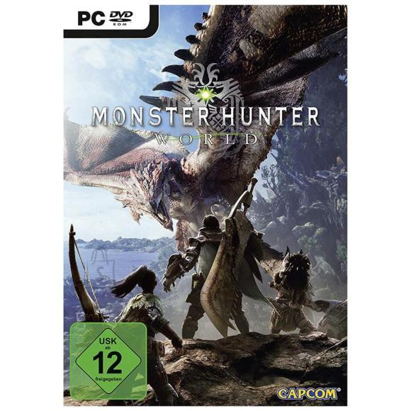 CapCom arvutimäng Monster Hunter: World