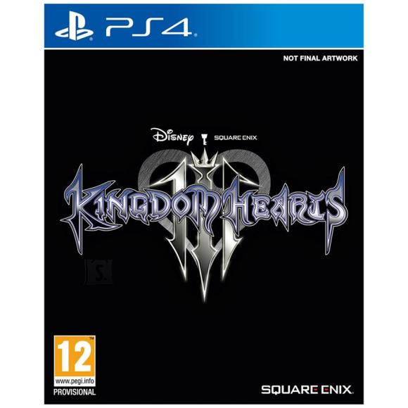 PS4 mäng Kingdom Hearts III