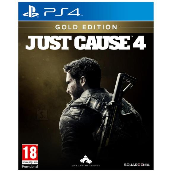 Square Enix PS4 mäng Just Cause 4 Gold Edition