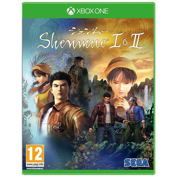Sega Xbox One mäng Shenmue I & II