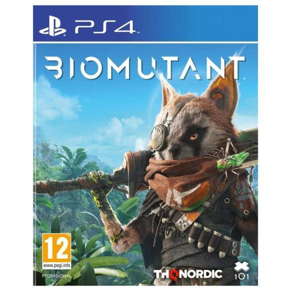 THQ PS4 mäng Biomutant